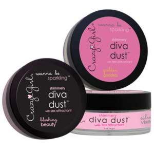 Other - Pheromone Shimmery Diva Dust NEW Blushing Beauty